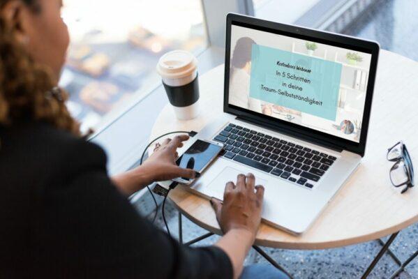 Webinar in 5 Schritten zum Ordnungscoach